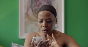Dineo realizes the social damage she's done.