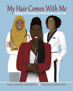 My Hair Comes with Me book cover